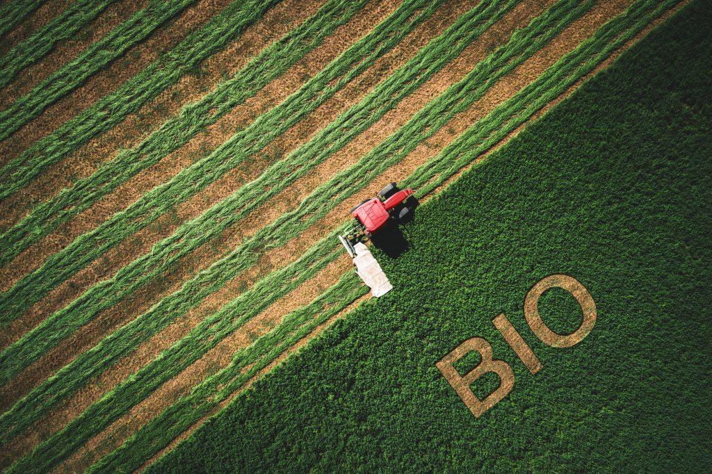 Die ökologische Landwirtschaft hat als Ziel umweltverträgliche und ressourcenschonend zu sein