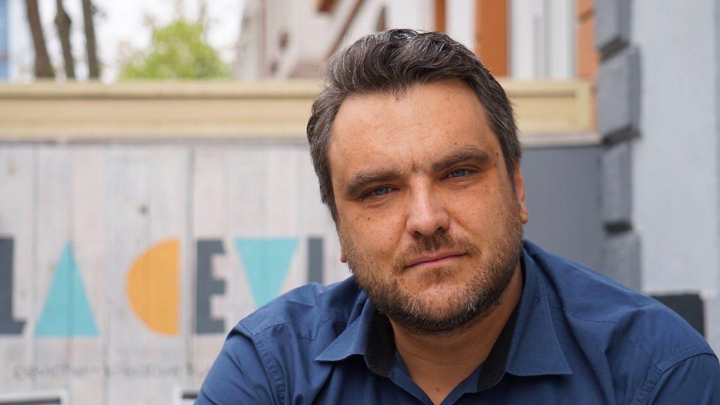 Daniel Nawenstein ist Besitzer der La Cevi
