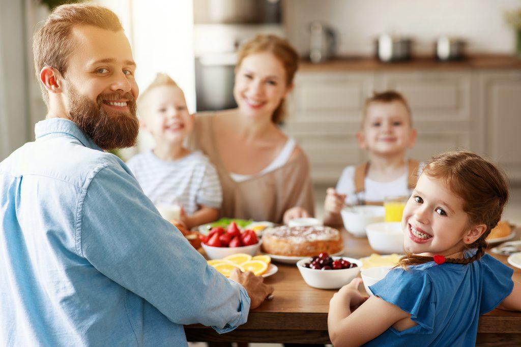 Der Mutter- und Vatertag ist vor allem für eins da: Zeit mit der Familie