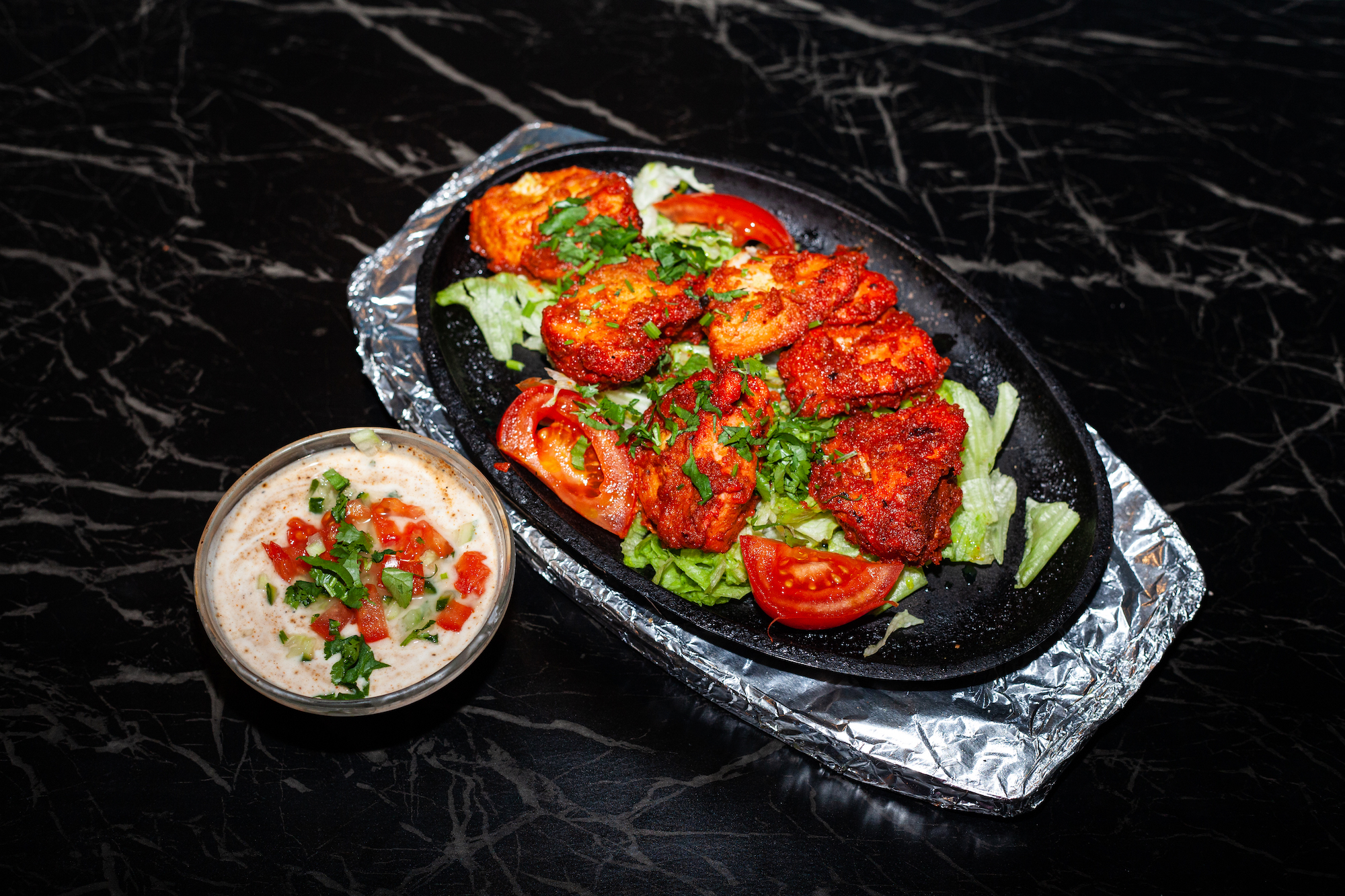 Das kleine, indisch-italienische Restaurant ist ein Geheimtipp – Laxmi Tandoori