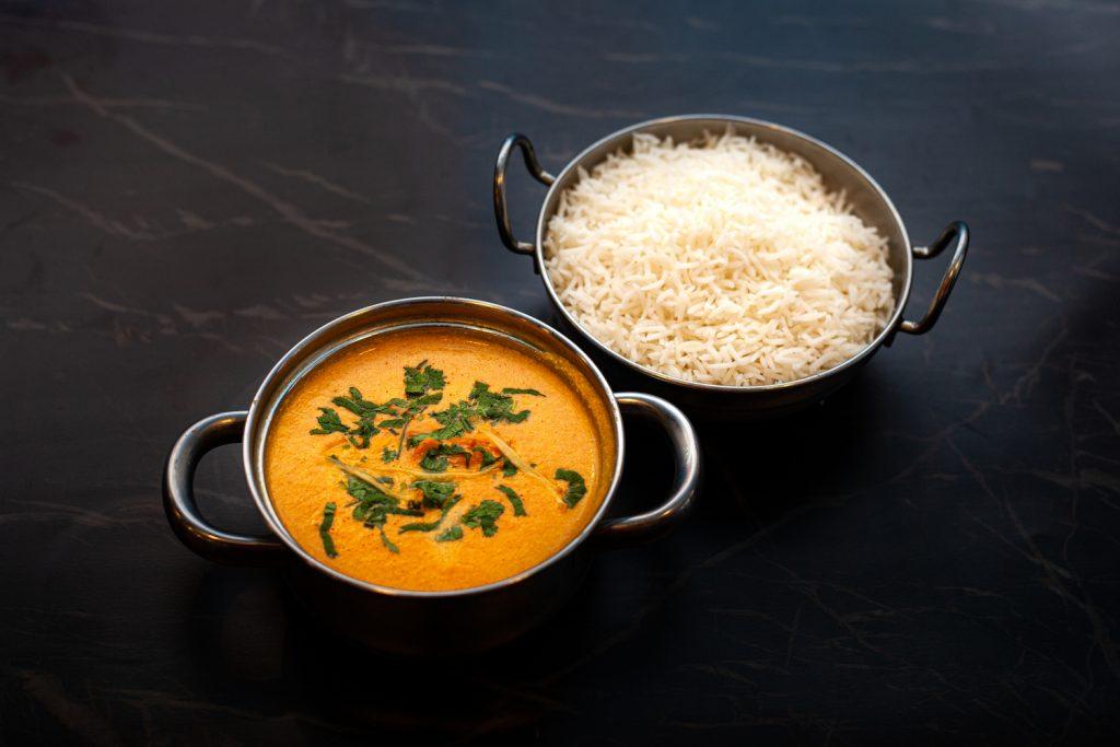 Curry bei Laxmi Tandoori