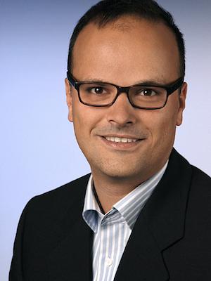 Stefan Röttele. Pressesprecher der FES