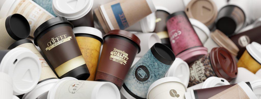 Seit dem 03. Juli 2021 sind unter anderem to-go-Kaffeebecher verboten